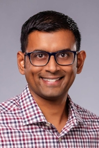 Photo of Arvind Narayanan