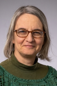 Photo of Maia Ginsburg