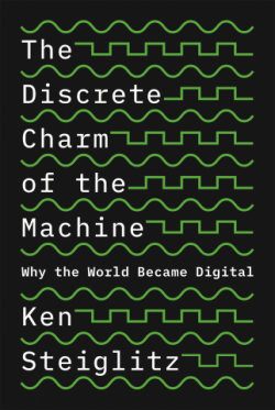 Book cover of The Discrete Charm of the Machine.