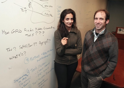 Dr. Roya Ensafi and Prof. Nick Feamster