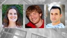 Spotlight - Three new faculty hires