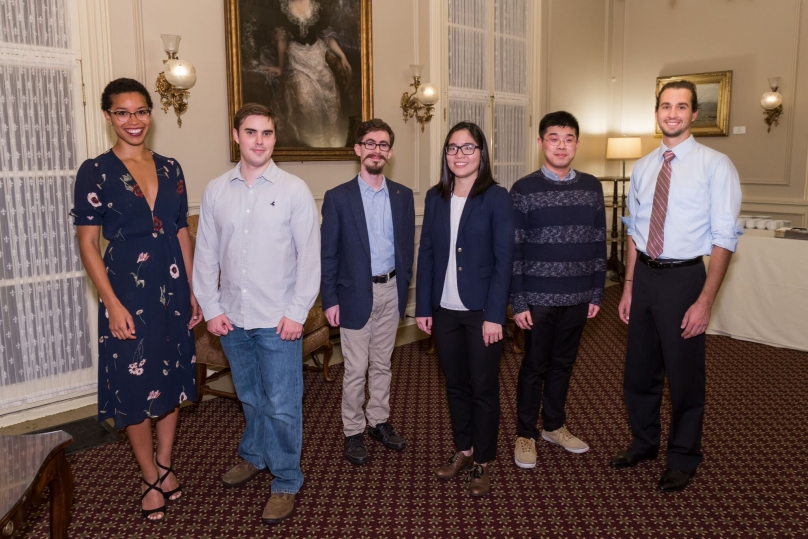 Photo of 2018 Siebel Scholars