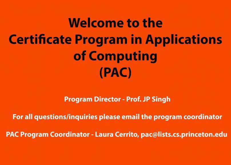 certificate princeton program printer friendly university science