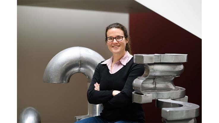 Barbara Engelhardt, an assistant professor of computer science at Princeton