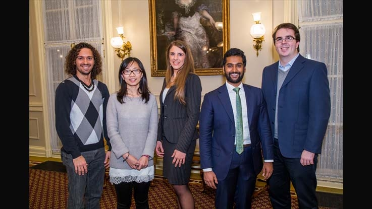 Computer Science Celebrates Siebel Scholars
