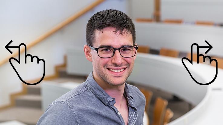 Professor Matt Weinberg