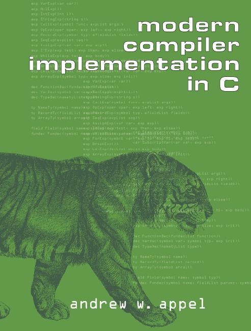 A Bison Parser Modern Compiler Implem...