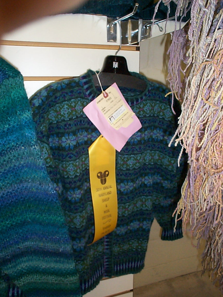 Maia S Maryland Sheep Amp Wool Pictures 2003