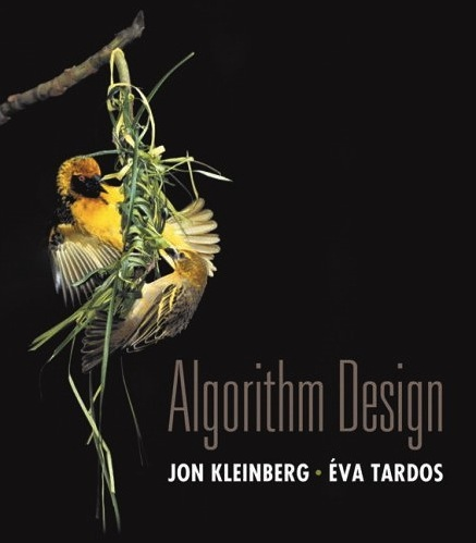 Algorithm design by kleinberg and tardos